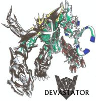 POKEMON : DEVASTATOR by RyouKazehara
