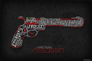 JohnMayer: Assassin by Mgbedt420