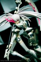 Figma .:White Rock Shooter:. by Itchy-Hands
