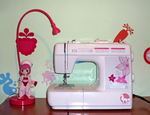 New sewing machine by Ishtar-Creations