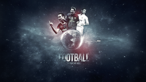 Football - We own the World by NINJAIWORKS