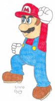 Good Ol' Mario by N64chick