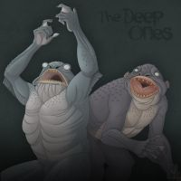 The Deep Ones by mscorley