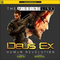 Deus Ex Human Revolution The Missing Link - ICON by IvanCEs