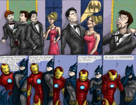 Score One for the Cowl by B-Smitty