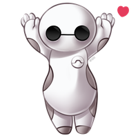 Baymax by YellowFeatherBolt