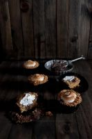 Smores Cupcakes by munchinees