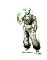 Mr. Piccolo by BayAlp