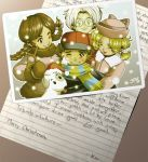 A Letter From Winters by Kaigetsudo