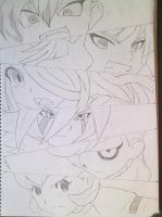 Inazuma Eleven! by QueenOfHeartless98