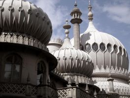 Brighton Royal Palace 2 by hecestmoi