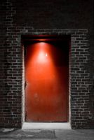 The Door that Speaks by afkahffy