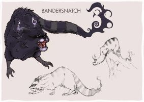 The Bandersnatch by Jammilicious