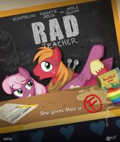 Rad Teacher by wolfjedisamuel