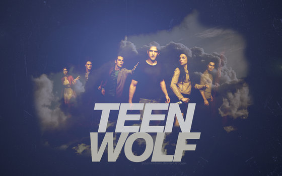 Teen Wolf by yournewhero