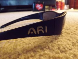 ARI Glasses (1) [+How-To] by StrawberryChewies