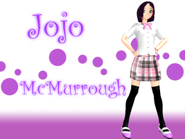[NewComer]Jojo McMurrough by The-True-Darkness