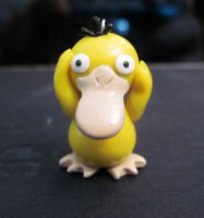 Psyduck Charm FOR SALE!!!!!! by Blazesnbreezes