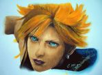 Cloud Strife 2016 by Cr1msonCloud