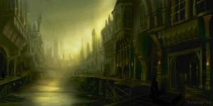 ankh morpork concept by Narcot