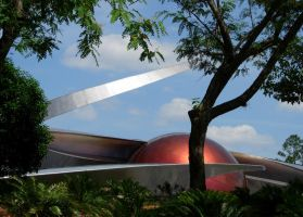 Epcot - Mission To Mars by Social-Misfit