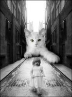 Little kitten.. 2 by cymetic