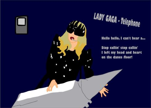 Lady GaGa - Telephone Live by Mister-ESS