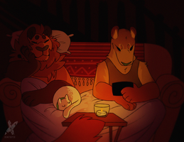 Candlelit by CremexButter