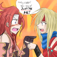 Zelos and Nanashi are the same by T3hb33