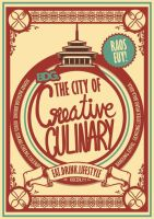 BDG. The City Of Creative Culinary by mochofreak