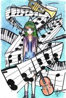 World of Music by jelli-chan