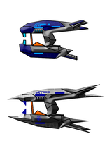 Forerunner Plasma rifle 2 by CommandoN