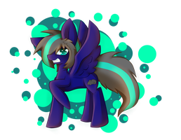 Blue Cloud icon for dragondreamer54 by Tailsgothicangel