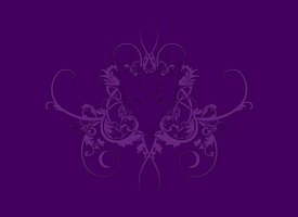 Ornate Decepticon wallpaper by PatchesMedbay