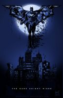 The Dark Knight Rises by snoozzzzzz