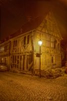 Haunted House HDR by LuDa-Stock