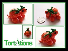Punkin the Tiny Tort by Tortations