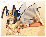 [FFX] Sweet Little Bumblebee by derpharlequin