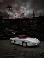 Mercedes 300SL: Doomsday by Vipervelocity