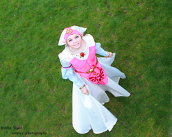 Princess in the Field by WildTigerCosplay