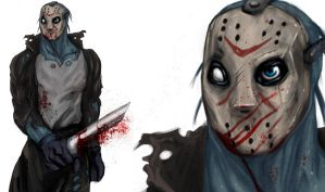 JASON VOORHEES by suspension99