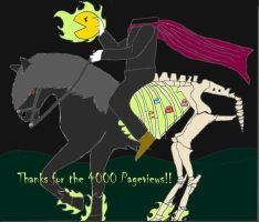 The Headless Horseman Spoof... by pacman8
