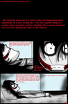 Jeff vs Jane the killer Pg.1 by Helen-RubiTH