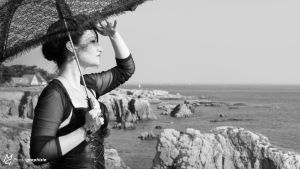 Shooting by M.G photo by Eve-VelvetRose