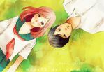 ao haru ride by meru90