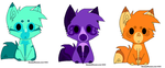 Wolfie Adopts by Taylor12323