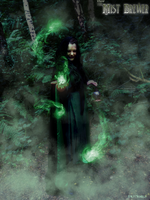 The Mist Brewer by EdithSparrow