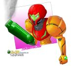 Samus by Gx3RComics