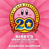 Kirby's Dream Collection Soundtrack by cow41087