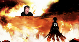 Attack on Titan - The danisnotonfire Version by EvaBirthday
